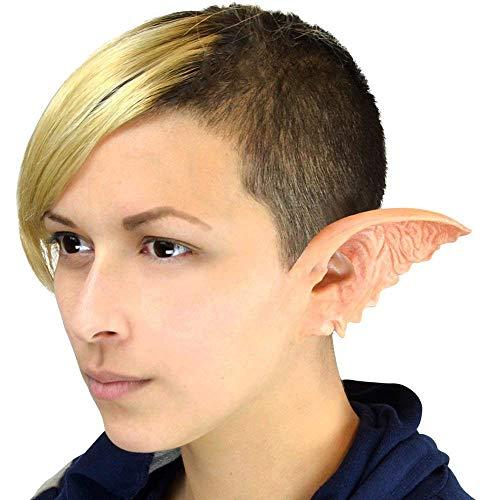 Woochie Classic Latex Ears – Professional Quality Halloween Costume Makeup – Gremlin