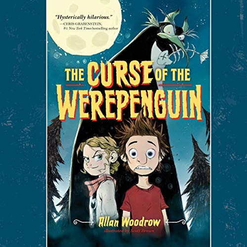 The Curse of the Werepenguin cover art