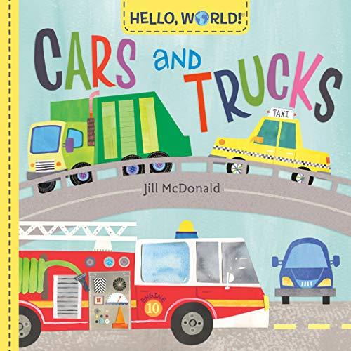 Hello, World! Cars and Trucks (English Edition)