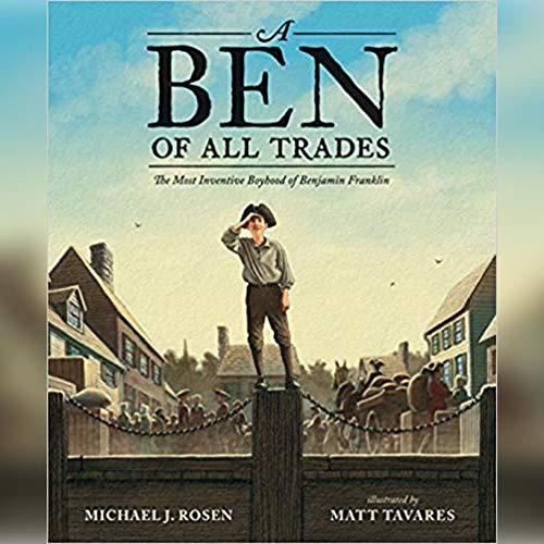 A Ben of All Trades audiobook cover art