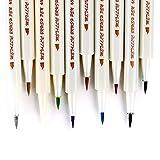 Immagine 1 pennarelli metallici glitterati penna calligrafica
