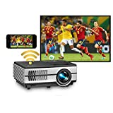 Pocket Projector With Airplay Miracasts