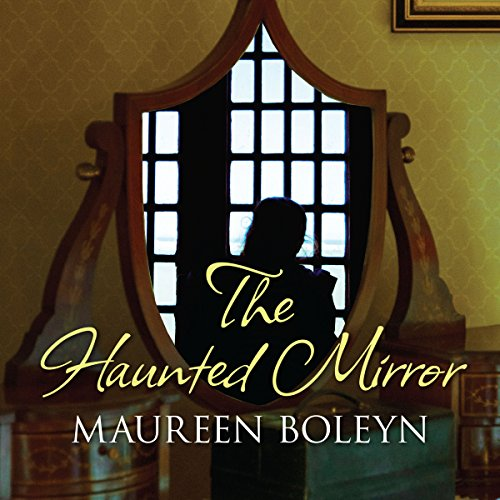 The Haunted Mirror audiobook cover art
