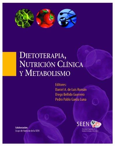 51SaNxOsd2L - Dietoterapia, nutrición clínica y metabolismo (Spanish Edition)