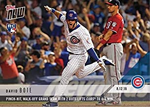 Best topps now david bote Reviews