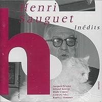 Henri Sauguet: Inedits