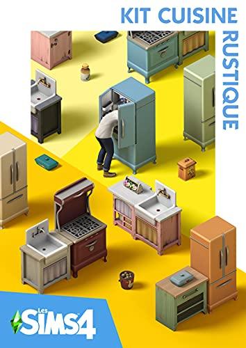 Les Sims 4 Kit Cuisine Rustique (KIT 02)   Téléchargement PC - Code Origin