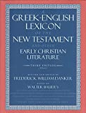 A Greek-English Lexicon of the New Testament and Other Early Christian Literature, BDAG