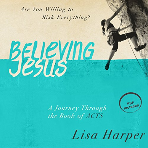 Believing Jesus audiobook cover art