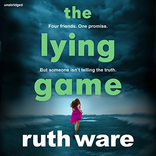 The Lying Game audiobook cover art