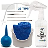 Best Ear Wax Removal Kits - Ear Wax Removal Tool by Tilcare - Ear Review