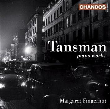 Tansman, A.: Piano Works  - Recueil De Mazurkas / Sonata Rustica / Sonatine No. 3 / 3 Preludes En Forme De Blues / 4 Nocturnes