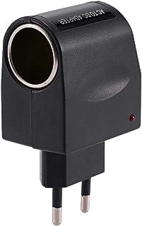 perfecthome Coche a casa 220v a 12v Convertidor de Voltaje Toma de Encendedor de Cigarrillos Aspirador de Coche Adaptador de refrigerador
