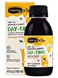 Comvita Kids Soothing Manuka Honey Soothing Syrup for Kids, Day-TIME, Certified UMF 10+ Manuka Honey, Non-GMO, 4 fl oz