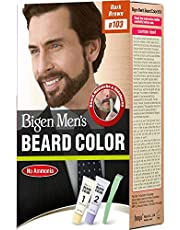 Bigen Kolor brody męskiej, ciemnobrązowy B103 (3 sztuki)
