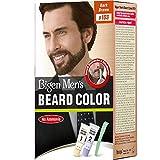 Bigen B103 Lot de 3 barbes pour homme Marron foncé