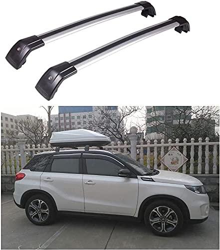 Coche Barras De Techo Portaequipajes Para Suzuki Vitara...