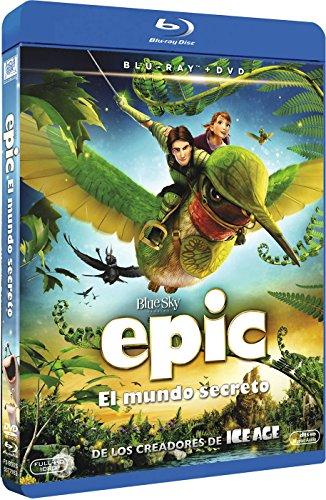 Epic Blu-Ray [Blu-ray]