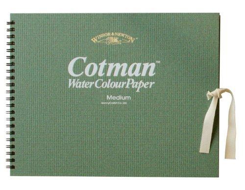 Windsor & Newton Cotman Watercolor Paper Sketchbook in The First (Medium) F0