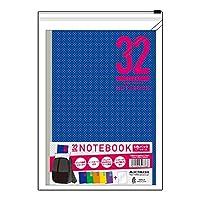 アピカ パックノート スポーティー B5 GB50X5 5冊組 ノートケース付き
