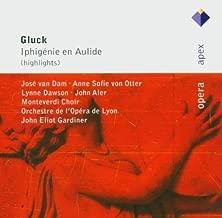 Gluck: Iphigénie En Aulide (Highlights) by Monteverdi Choir (2005-01-24)