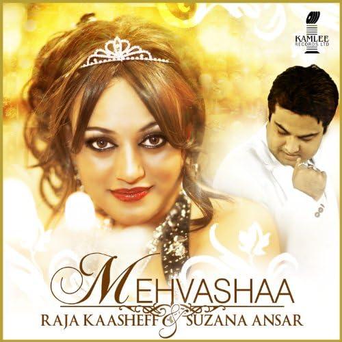 Raja Kaasheff & Suzana Ansar