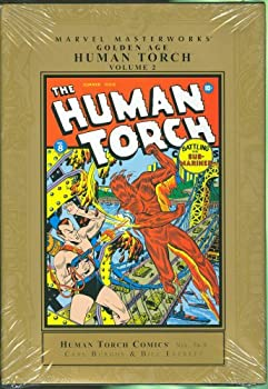 Marvel Masterworks: Golden Age Human Torch, Vol. 2 - Book #88 of the Marvel Masterworks