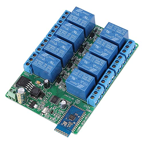 EVTSCAN, último relé, interruptor de control remoto móvil, luz de motor, relé de 8 canales, interruptor de control remoto móvil, luz de motor