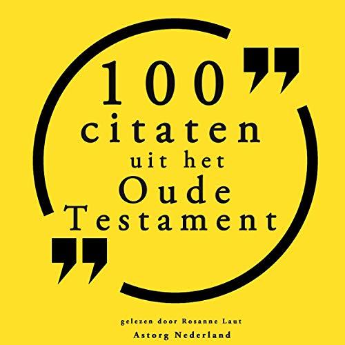100 citaten uit het Oude Testament Titelbild