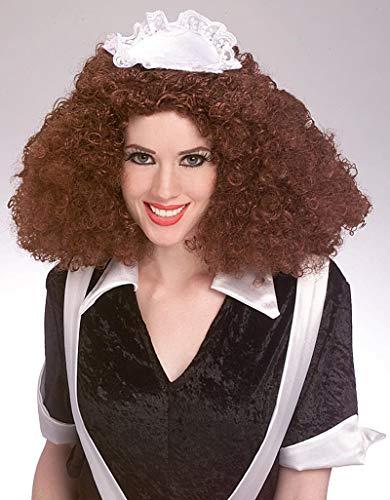 Forum Novelties BW626 Perruque magenta pour femme, taille unique