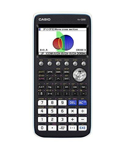 Casio FX-CG50-S-UH - Calculadora gráfica.