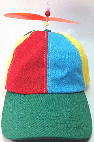プロペラ 帽子 キャップ