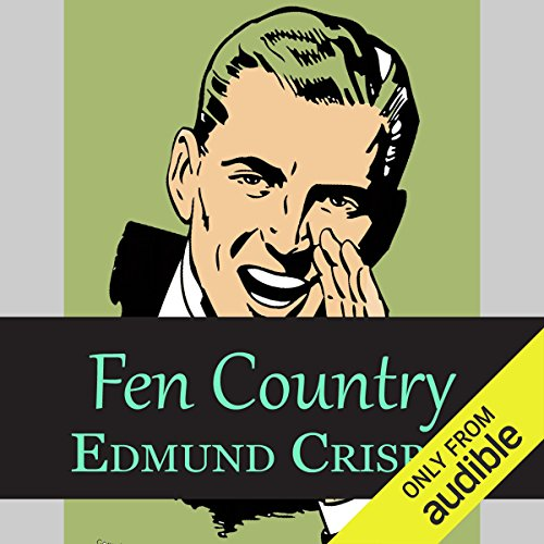 Fen Country audiobook cover art