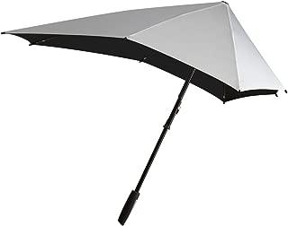 Senz Smart Umbrella XL, Shiny Silver