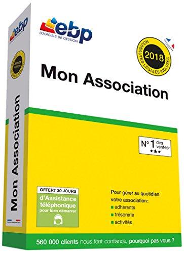 EBP Mon Association - Dernière version - Ntés Légales incluses