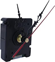 perfektchoice HD1688-17DCF DIY Atomic Radio Controlled Ticking Quartz Wall Clock Movement Mechanism Kits with 3 Pairs Long Hand