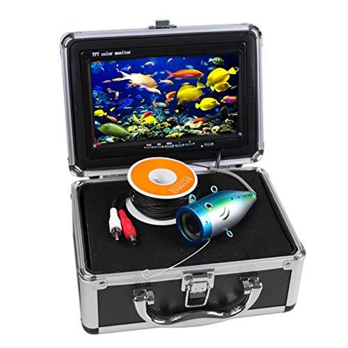 Grabadora de pesca submarina, cámara digital submarina de moda, portátil, resistente al agua para estanque de peces, propietario de estanque de peces para pesca en hielo(Normativas europeas, Transl)