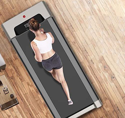 shuan Cinta de Correr eléctrica Tableta casera pequeño Mudo Plegable Mini Walker Equipo de Fitness