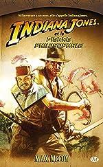 Indiana Jones, tome 9 - Indiana Jones et la pierre philosophale de Max McCoy