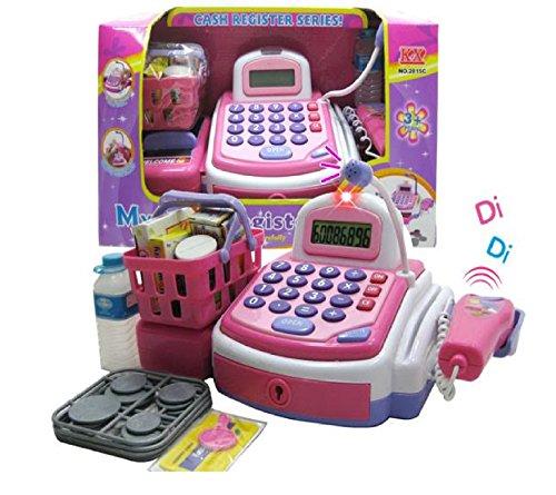 Best electronic cash register toy