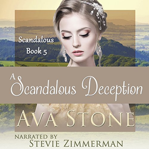A Scandalous Deception cover art
