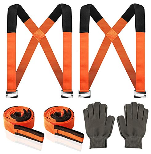 Moving Straps, MOSOTON Moving and Lifting System, Multifunctional High...