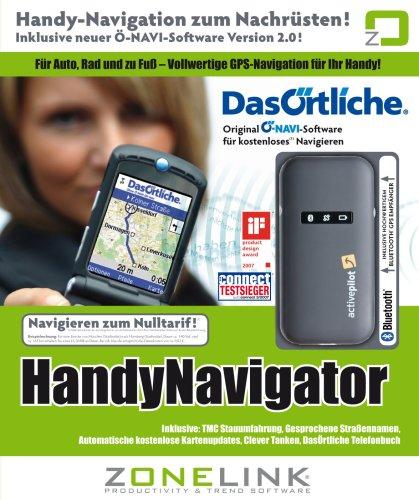 zoneLink - Handy Navigator mit Ö-NAVI 2