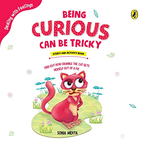 Couverture de Being Curious Can Be Tricky