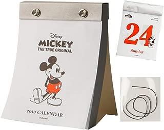Disney Edition Mickey Mouse Calendar 2019 Calendar Desk Calendar Wall Calendar Paper Calendar