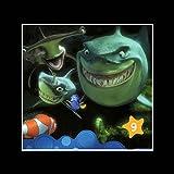 Stick It On Your Wall Findet Nemo–Nemo Bruce & Dori