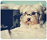 (mouse pad) Animals Beds Dogs Glasses Books...