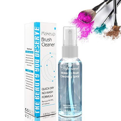 Make Up Pinsel Reiniger, Pinselreiniger, Professionelle Make up Schwamm Reiniger, Make-up Seife Cleanser Remover Tool für die meisten Make-up-Pinsel, entfernt kosmetische Flecken