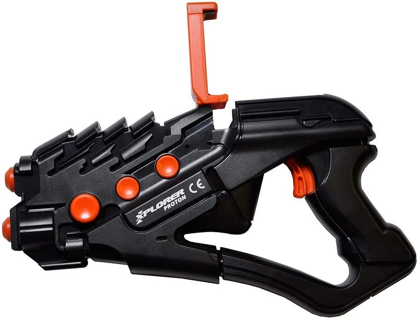 Xplorer Proton Augmented Reality AR Bluetooth Gun Max 49% OFF Game Free Shipping New for with