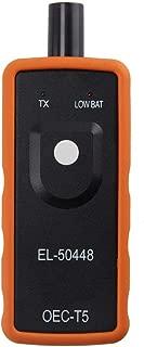 EL-50448 Tire Pressure Monitor Sensor TPMS Relearn Reset Activation Tool OEC-T5 for GM Series Vehicle (EL50448)